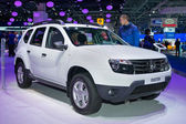 Renault Duster — Stock Photo