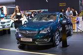 Opel Insignia — Stock Photo