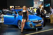 Opel Insignia OPC — Stock Photo