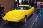 Opel Experimental GT — Stock Photo