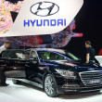 Постер, плакат: Hyundai Genesis