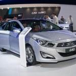 ������, ������: Hyundai i40