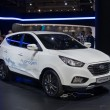Постер, плакат: Hyundai IX35 Fuel Cell