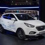 ������, ������: Hyundai IX35 Fuel Cell