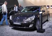 Hyundai Equus — Stock Photo