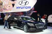 Hyundai Genesis — Stock Photo