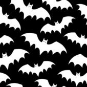 Background with bats. — Stock Vector