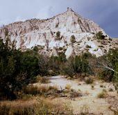 Kasha-Katuwe Tent Rocks National Monument -  New Mexico — Stock Photo