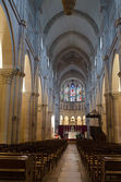 Beaune church — Stock Photo