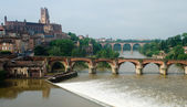 Albi — Stock Photo