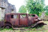 Oradour-sur-Glane — Stock Photo