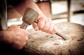 Stonecutter — Stock Photo