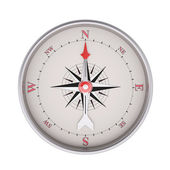 Compass , isolated — Stock Photo