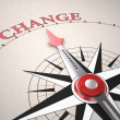 Direction of Change — Stock Photo #64187297