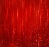 Defocused abstract red lights background — Stock Photo