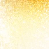 Glitter vintage lights background. abstract gold background . defocused — Stock Photo