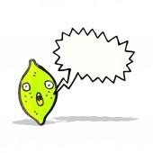 Dibujos animados cal (versión raster) — Vector de stock