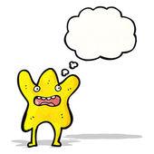 明星卡通人物 — 图库矢量图片