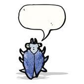 Bug dos desenhos animados — Vetorial Stock