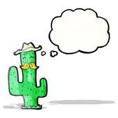 Cactus di cartone animato — Vettoriale Stock