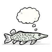 Cartoon fish — Vetorial Stock