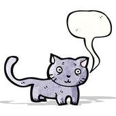 Chat de dessin animé — Vecteur