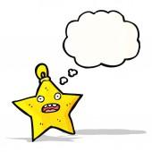 星级标准装修的卡通人物 — 图库矢量图片