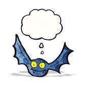 卡通蝙蝠 — 图库矢量图片
