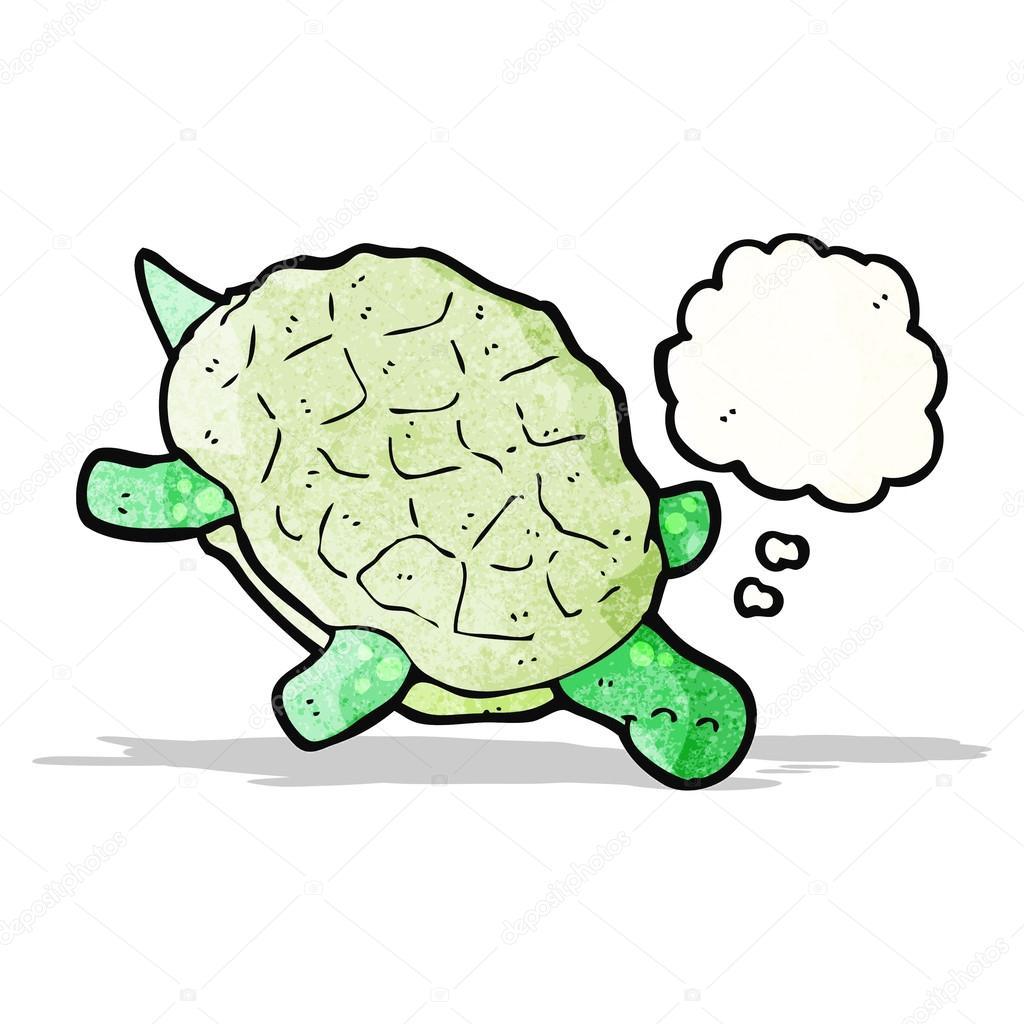 卡通龟 — 图库矢量图片 #54098237