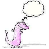 卡通恐龙 — 图库矢量图片