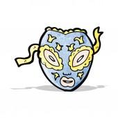 маски карнавальные — Cтоковый вектор