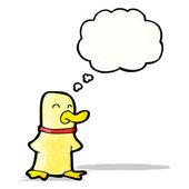 卡通小鸭 — 图库矢量图片
