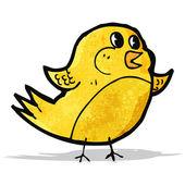 Cartoon bird — Stock vektor