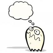 卡通幽灵 — 图库矢量图片
