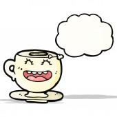 卡通杯 — 图库矢量图片