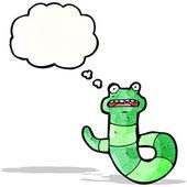 卡通蛇 — 图库矢量图片