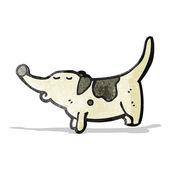 Cartoon hondje — Stockvector