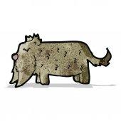 Cartoon little dog — Stock Vector