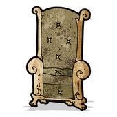 Cartoon chair — Stock Vector