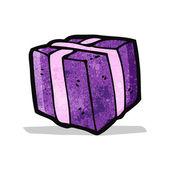 Cartoon vorhanden — Stockvektor