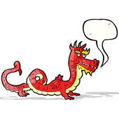 中国龙卡通 — 图库矢量图片