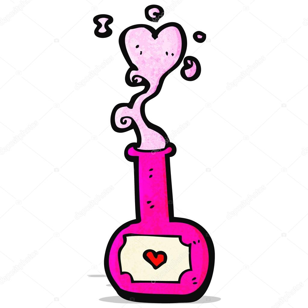 Exceptional Dessin Anime En Direct #3: Depositphotos_59617929-cartoon-love-potion.jpg
