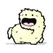 友好的怪物卡通 — 图库矢量图片