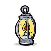 Cartoon lantern — Stock Vector