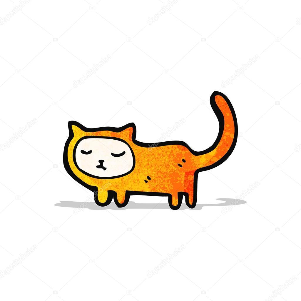 可爱的卡通猫 — 图库矢量图像08