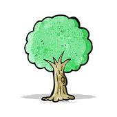Cartoon tree — Stock Vector