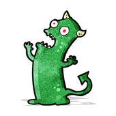 Cartoon monster — Stock Vector