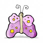 cartoon butterfly — Διανυσματικό Αρχείο