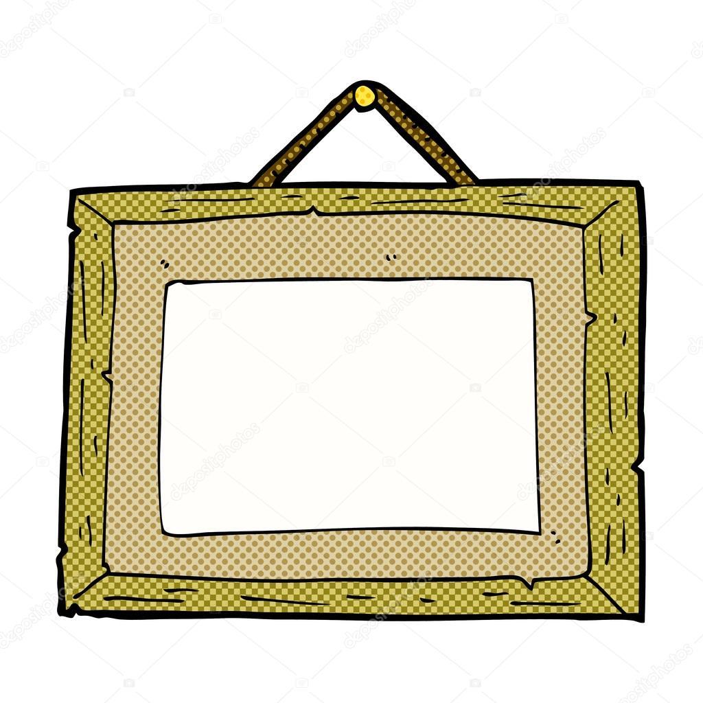 Cadre photo dessin anim comique image vectorielle lineartestpilot 73750959 - Cadre photo dessin ...