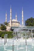 Site Of The Selimiye Mosque, Built By Mimar Sinan In 1575 — Stock Photo